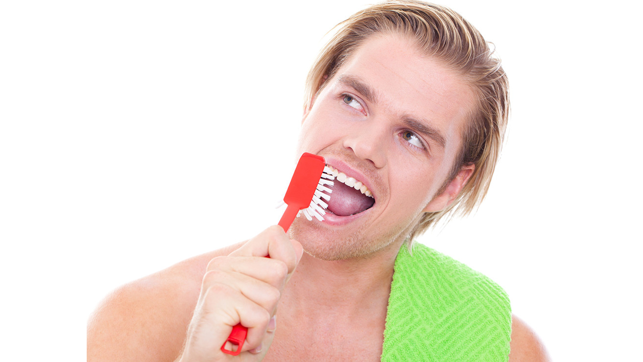 Aggressive Brushing